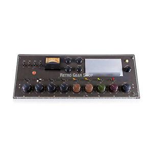 RCA BC-3C Rare Vintage Analog Mixer Tube Recording Console BC3C Consolette