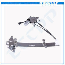 Power Window Regulator With Motor for Buick Century Regal Front Passenger Side