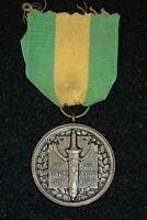 US Army Mexican Border Service Medal Original Strike 2133 DB SMITH Good Cond.