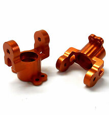 880002 1/8 Scale Alloy Rock Crawler Upgrades Steering Arm Mounts x 2 Orange
