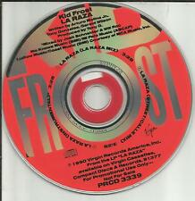 KID FROST La Raza 3TRX w/ RARE REMIXES & INSTRUMENTAL PROMO DJ CD single 1990