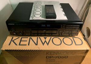 Kenwood- DP-7050 + Fernbedienungu + Anleitung + OVP