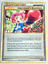 Pokemon Cards INTERVIEWER'S QUESTIONS 79/95 CALL OF LEGENDS SET UNCOMMON (E)