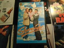 SURRENDER - WARNER HOME VIDEO - BIG BOX - EX RENTAL VHS - GUTTENBERG