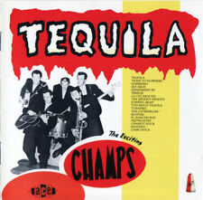 The Champs ‎– Tequila / ACE RECORDS CD 1992 – CDCH 227