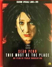 This Must Be the Place (2011) DVD Edizione Speciale + Libro