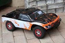 Custom Body WB Orange for Traxxas 1/10 Slash 4x4 VXL Slayer Shell Cover 6811
