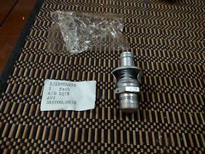 Oil Quick Drain Valve, P/N BJ1000AH3D, TCM C-65, C-85, C-90, O-200, O-300, NEW