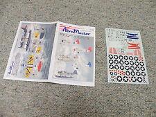 AeroMaster  decals 1/72 72-183 Kingfisher Part II    L19
