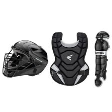 Easton Black Magic Youth Box Set Catcher's Equipment Ages 9-12 A165 444