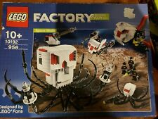 LEGO Factory 10192 Space Skulls Complete Set Rare.  New, sealed in box