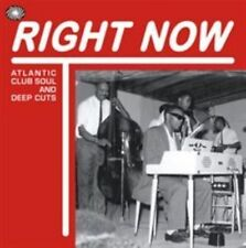 Right Now Atlantic Club Soul and Deep Cuts 5055311002057 Various Artists