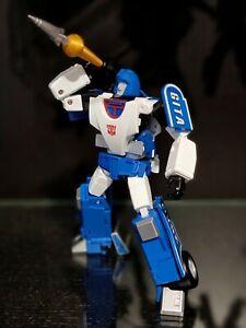 Transform Element Speed Star - Transformers Masterpiece Mirage Blast effect