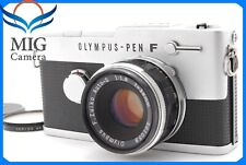 【Excellent+++】OLYMPUS PEN FV Camera w/ F.Zuiko Auto-S 38mm f1.8 from Japan 564
