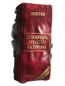 Hunter - Universal Effects Filter Kit. (camera Filters)