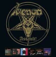 Venom - Assault [New CD] Boxed Set, UK - Import
