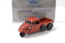 1:32 ritmo Hübner hanseat chapa camastro profundamente red #7002 New en Premium-modelcars