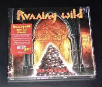 Running Wild Pile Of Skulls Deluxe Double CD Dans Digipak + Livret+6 Bonus Neuf