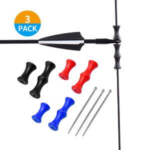 Bogenschießen Finger Ausrüstung Silikon Fingerschutz Bowstring-Schutzausrüstung