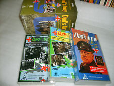 VHS *DAD'S ARMY Triple Pack* BBC Collectors Ltd. Edition Brand New Shrinkwrapped