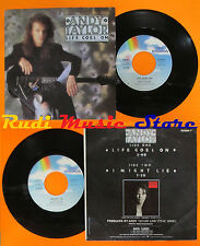 LP 45 7''ANDY TAYLOR Life goes on I might lie 1987 italy MCA 25 8384-7 * mc dvd