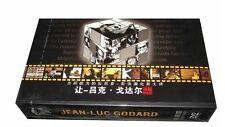 French Director JEAN-LUC GODARD MOVIE COLLECTION 49 DVD BOXSET--LOVE