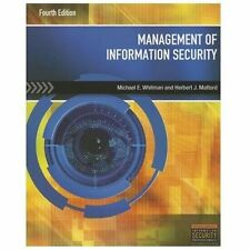 FAST SHIP - WHITMAN MATTORD 4e Management of Information Security            EM4