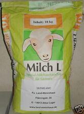 Milchaustauscher Lämmermilch Ersatz-Milch für Lämmer