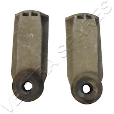 VAUXHALL VECTRA C RADIATOR BRACKET MOUNT PAIR