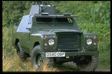 354066 Land Rover Carro Blindado 1967 A4 Foto Impresión