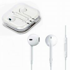 Original OEM Earphone Earpod EarPods HeadSet For Apple iPhone 7 6s 6 + Plus 5S 5