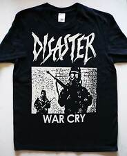 DISASTER war cry T-shirt Discharge Disclose Besthoven Anti Cimex Discard Doom