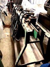 Lockformer Speednotch 16 Gauge 10 Ft Hydraulic 4 Notcher Heads 2 Vees 2 Corner