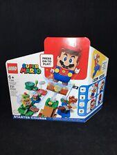 Lego super mario starter course Adventures with Mario (71360)