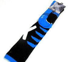Neu 2 Paar Skisocken blau,schwarz, weiß Stretch Struktur verstärkt Gr. 42 - 46