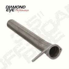 Diamond Eye Turbo Downpipe 2nd Section Steel for 03 - 07 Ford F-250 / F-350 6.0L