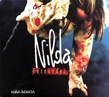 Nilda Fernandez CD Niña Bonita - Digipak - Dédicacé ! (EX/M)