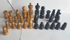 Early 20th Century St Georges Part Chess Set - 29 pieces
