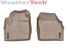 WeatherTech FloorLiner - Land Rover LR2 - 2008-2012 - 1st Row - Tan