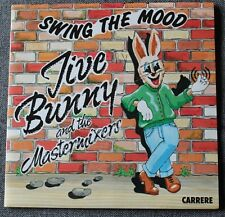Jive Bunny & the mastermixers, swing the mood / glen miller medl, SP - 45 tours