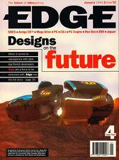 January Edge Game & Puzzle Magazines