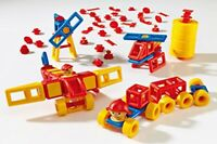 Mobilo standard set, Plastic Construction Toy, Kids Mobilo Simple Click Design