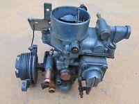 Classic Solex 34 BISCA 3 Carburettor 34BICSA 3 Vergaser 504 Peugeot 404