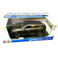 Maisto Lamborghini Urus SUV 1:18 Diecast Model Car Grey
