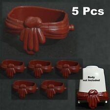 Playmobil 5 Pcs Brown Belts