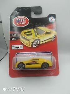 Die_Cast New Small Racing Car Chevrolet Camaro Scale 1:48 for Collectors