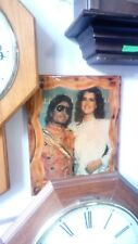 Michael Jackson. And Brooke Shields as a couple. Remember when ?.