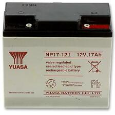 Batteries - Rechargeable - BATTERY 12V 17AH