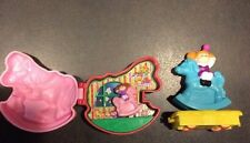 2 McDonald Happy Meal Cabbage Patch Toys