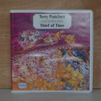 Thief of Time: by Terry Pratchett - Unabridged Audiobook 10CDs
